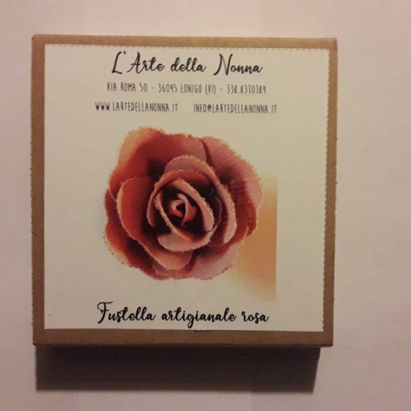 [Fustella Artigianale] La Rosa