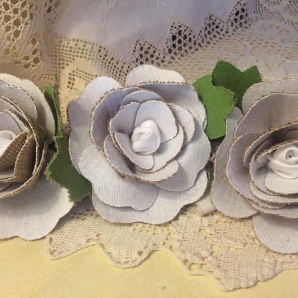 [Kit] La Rosa Dell'Amore Yuta Double-Face (Bianco)